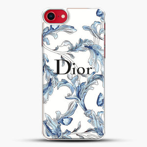 Fashion Design iPhone 8 Case, White Plastic Case | JoeYellow.com