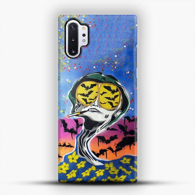 Fear And Loathing In Las Vegas Painting Samsung Galaxy Note 10 Plus Case, Snap 3D Case | JoeYellow.com
