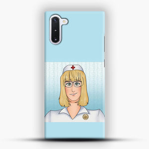 First nurse commission Samsung Galaxy Note 10 Case