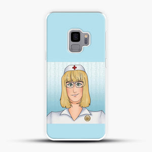 First nurse commission Samsung Galaxy S9 Case