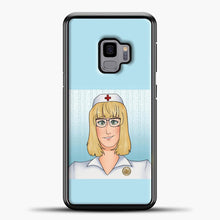 Load image into Gallery viewer, First nurse commission Samsung Galaxy S9 Case
