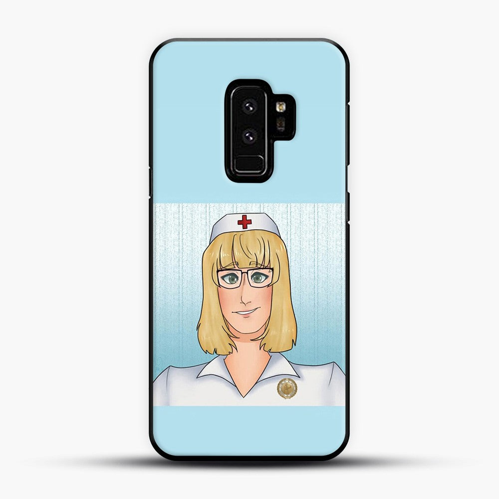 First nurse commission Samsung Galaxy S9 Plus Case