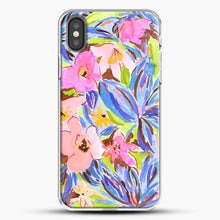 Load image into Gallery viewer, Flaunting Floral Apricot iPhone Case