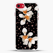 Load image into Gallery viewer, Floral Dance Black Background iPhone 7 Case