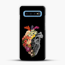 Load image into Gallery viewer, Flower Heart Spring Samsung Galaxy S10 Case