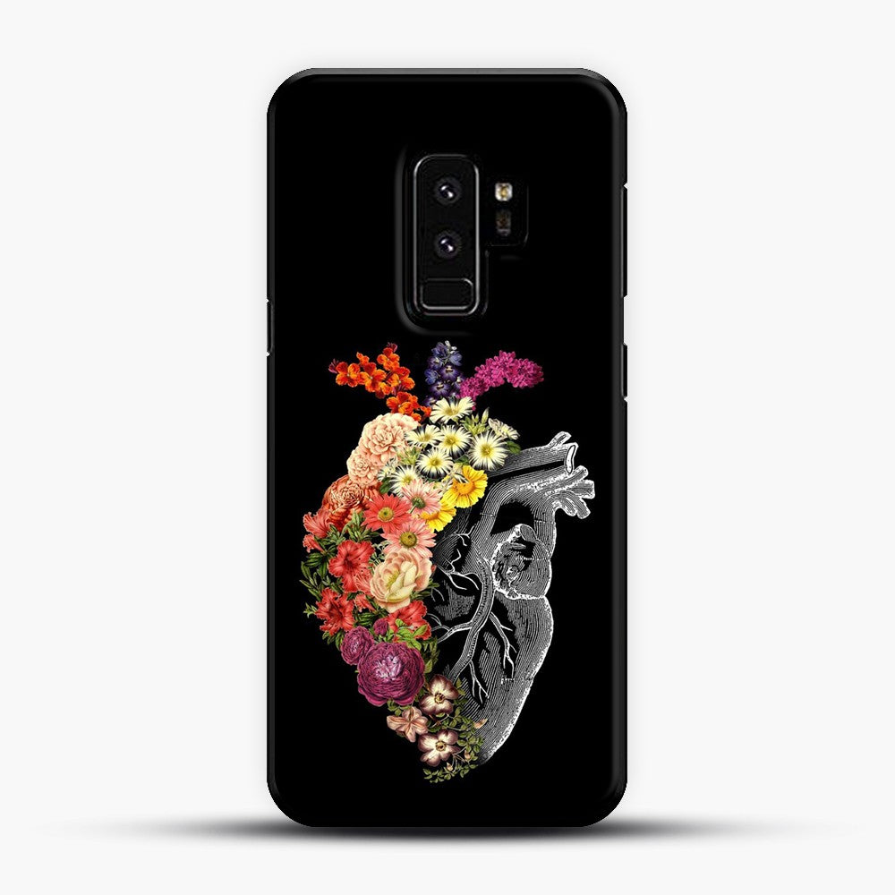 Flower Heart Spring Samsung Galaxy S9 Plus Case