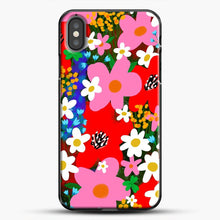 Load image into Gallery viewer, Flower Power iPhone Case