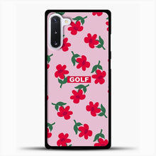 Load image into Gallery viewer, Flowers GOLF Tyler The Creator Samsung Galaxy Note 10 Case