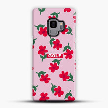 Load image into Gallery viewer, Flowers GOLF Tyler The Creator Samsung Galaxy S9 Case