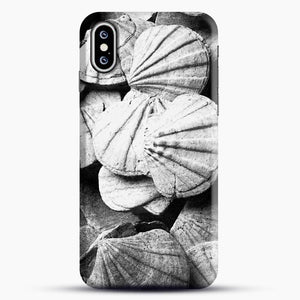 Fossils Grey Image iPhone XS Case