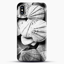 Load image into Gallery viewer, Fossils Grey Image iPhone XS Case