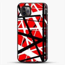Load image into Gallery viewer, Frankenstein Pattern iPhone 11 Pro Max Case, Black Plastic Case | JoeYellow.com