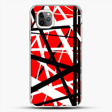 Load image into Gallery viewer, Frankenstein Pattern iPhone 11 Pro Max Case, White Plastic Case | JoeYellow.com