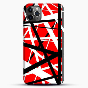 Frankenstein Pattern iPhone 11 Pro Max Case, Black Snap 3D Case | JoeYellow.com