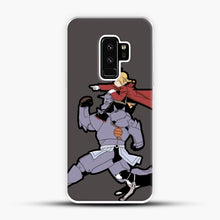 Load image into Gallery viewer, Full Metal Alchemist Edward and Alphonse Elric Samsung Galaxy S9 Plus Case