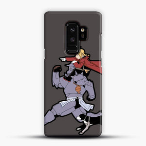 Full Metal Alchemist Edward and Alphonse Elric Samsung Galaxy S9 Plus Case