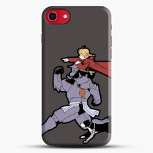 Load image into Gallery viewer, Full Metal Alchemist Edward and Alphonse Elric iPhone 7 Case