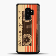 Load image into Gallery viewer, Galactic Soundtrack Samsung Galaxy S9 Plus Case