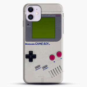 Gameboy iPhone 11 Case, Black Snap 3D Case | JoeYellow.com