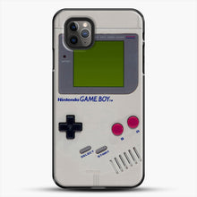 Load image into Gallery viewer, Gameboy iPhone 11 Pro Max Case, Black Plastic Case | JoeYellow.com