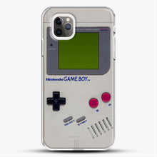 Load image into Gallery viewer, Gameboy iPhone 11 Pro Max Case, White Plastic Case | JoeYellow.com