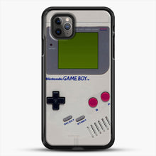 Load image into Gallery viewer, Gameboy iPhone 11 Pro Max Case, Black Rubber Case | JoeYellow.com