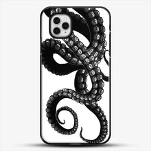 Load image into Gallery viewer, Get Kraken iPhone 11 Pro Case, Black Plastic Case | JoeYellow.com