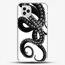 Load image into Gallery viewer, Get Kraken iPhone 11 Pro Case, White Plastic Case | JoeYellow.com