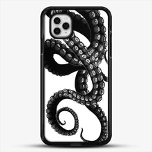 Load image into Gallery viewer, Get Kraken iPhone 11 Pro Case, Black Rubber Case | JoeYellow.com