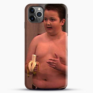 Gibby From Icarly iPhone 11 Pro Max Case, Black Snap 3D Case | JoeYellow.com