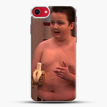Load image into Gallery viewer, Gibby From Icarly iPhone 8 Case, White Plastic Case | JoeYellow.com