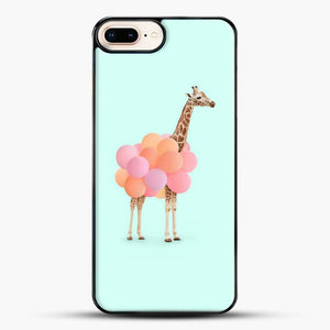Giraffe With Pink Balloons iPhone 7 Plus Case