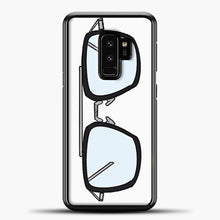 Load image into Gallery viewer, Glasses Samsung Galaxy S9 Plus Case
