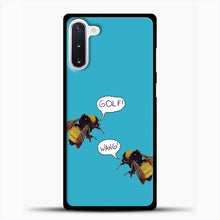 Load image into Gallery viewer, Golf Wang Scum Fuck Bees Samsung Galaxy Note 10 Case