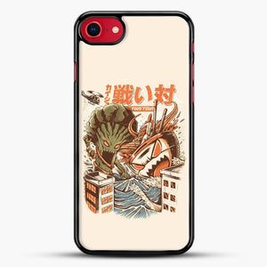 Great Ramen Wave Kaiju Food Great iPhone 7 Case