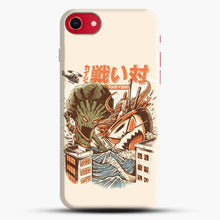 Load image into Gallery viewer, Great Ramen Wave Kaiju Food Great iPhone 7 Case