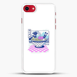 Great Ramen Wave Vaporwave iPhone 7 Case