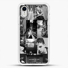 Load image into Gallery viewer, Hero Fiennes Tiffin Bad Boy iPhone XR Case, White Rubber Case | JoeYellow.com