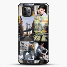 Load image into Gallery viewer, Hero Fiennes Tiffin Nyc iPhone 11 Pro Max Case, Black Plastic Case | JoeYellow.com