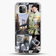 Load image into Gallery viewer, Hero Fiennes Tiffin Nyc iPhone 11 Pro Max Case, White Plastic Case | JoeYellow.com