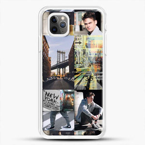 Hero Fiennes Tiffin Nyc iPhone 11 Pro Max Case, White Rubber Case | JoeYellow.com