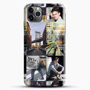 Hero Fiennes Tiffin Nyc iPhone 11 Pro Max Case, Black Snap 3D Case | JoeYellow.com