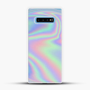 Holographic Pattern Samsung Galaxy S10 Case