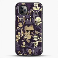 Load image into Gallery viewer, Horror Collection De Terror Parconhector iPhone 11 Pro Max Case, Black Plastic Case | JoeYellow.com