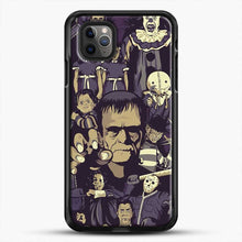 Load image into Gallery viewer, Horror Collection De Terror Parconhector iPhone 11 Pro Max Case, Black Rubber Case | JoeYellow.com