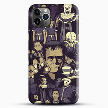 Load image into Gallery viewer, Horror Collection De Terror Parconhector iPhone 11 Pro Max Case, Black Snap 3D Case | JoeYellow.com
