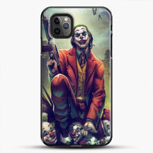 Load image into Gallery viewer, Horror Collection Honk Honk iPhone 11 Pro Max Case, Black Plastic Case | JoeYellow.com