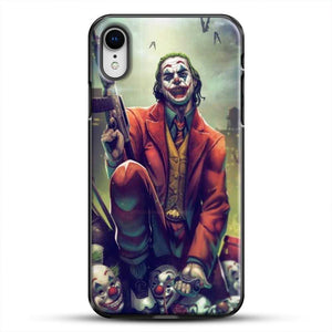 Horror Collection Honk Honk iPhone XR Case, Black Plastic Case | JoeYellow.com