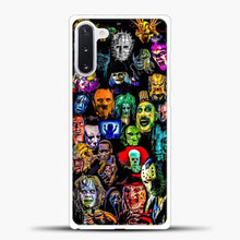Load image into Gallery viewer, Horror Collection Samsung Galaxy Note 10 Case