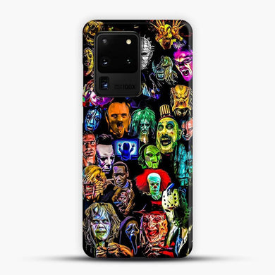 Horror Collection Samsung Galaxy S20 Ultra Case, Snap 3D Case | JoeYellow.com